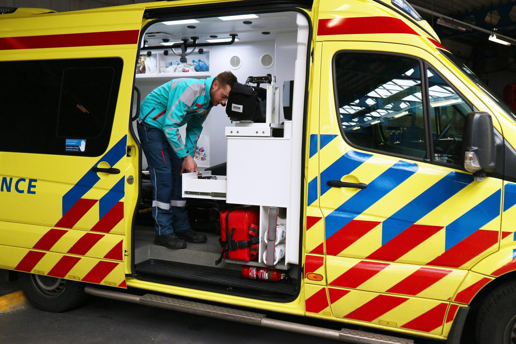 Referentie veiligheidsregio Kennemerland