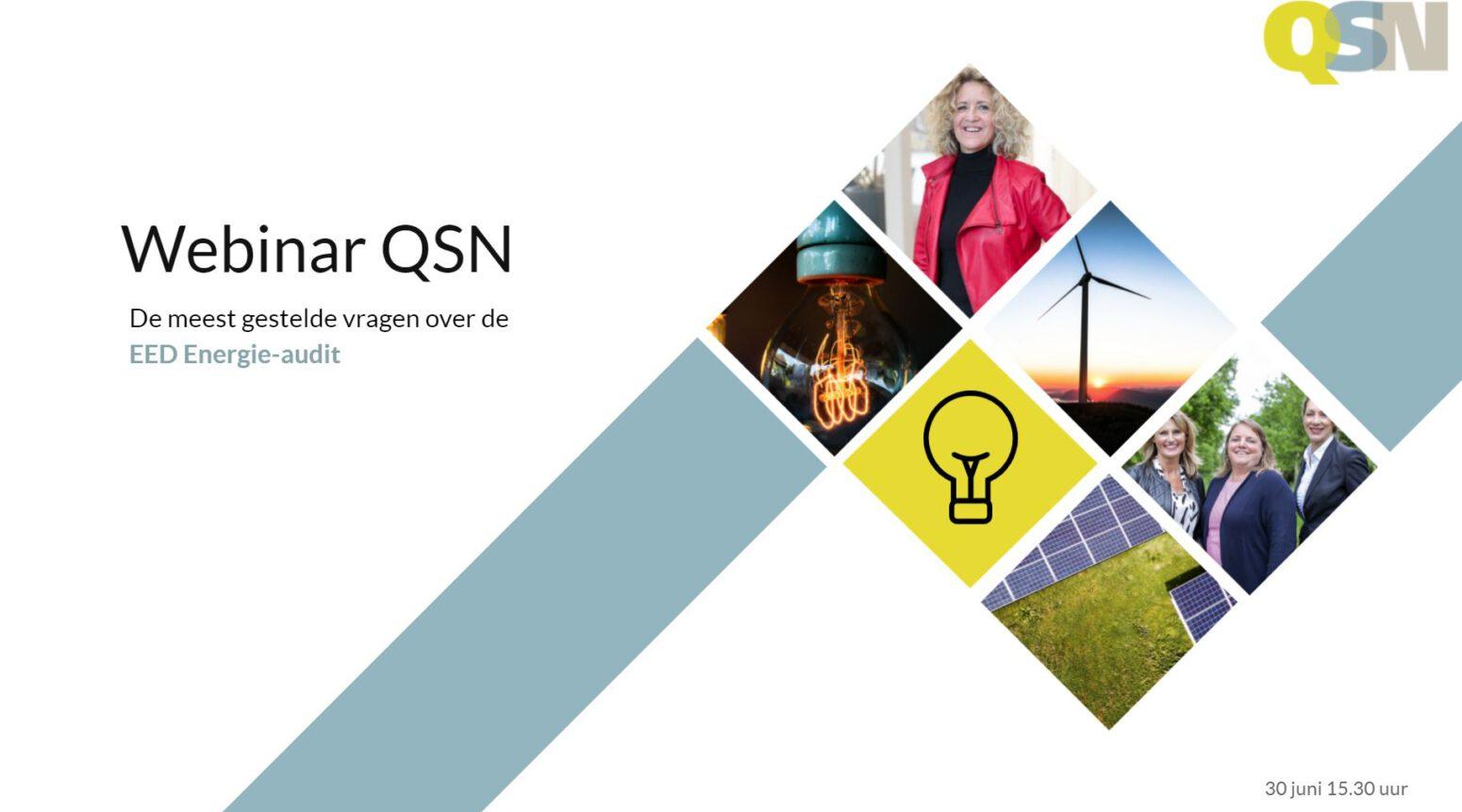 webinar EED Energie audit