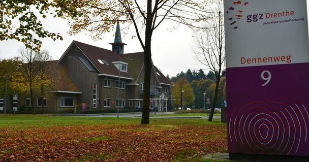 Hoofdgebouw GGZ Drenthe