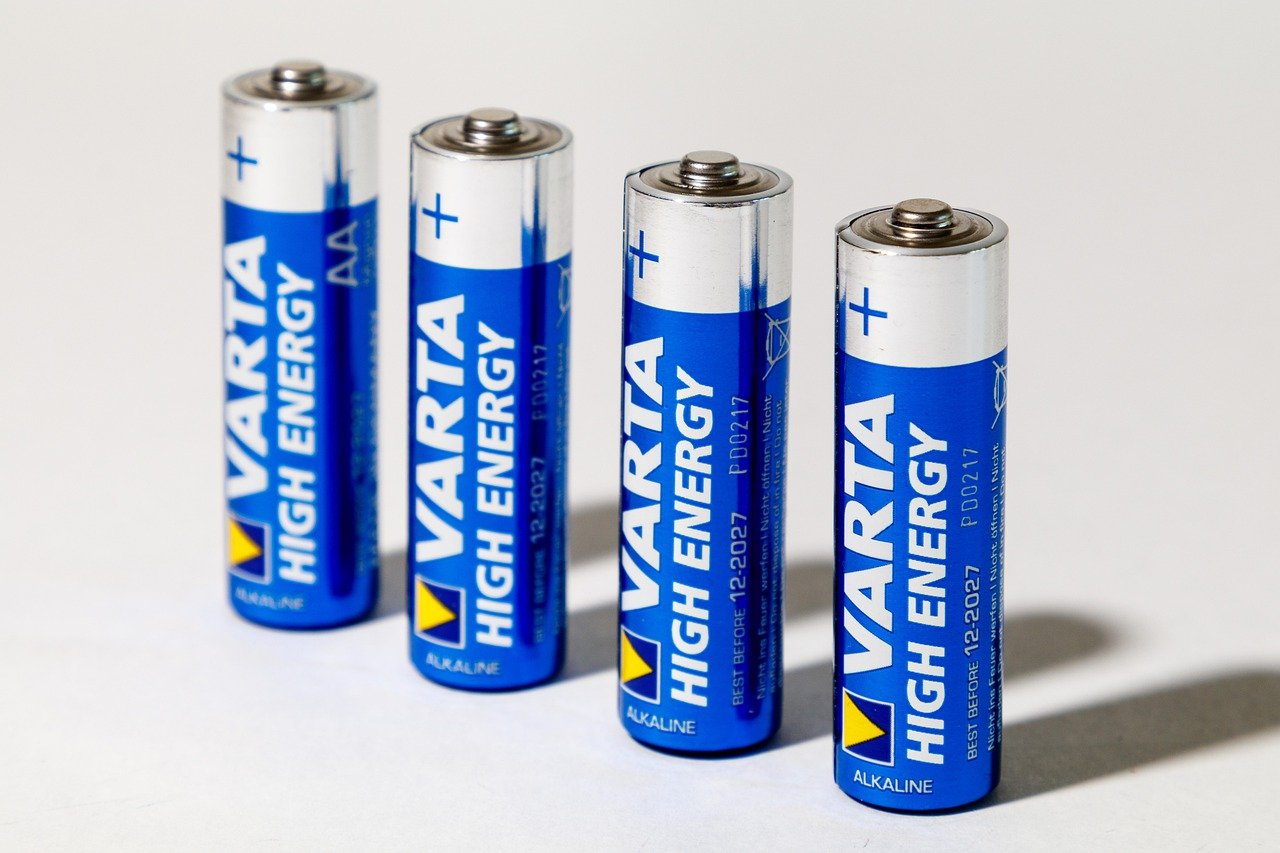 Recyclen Batterijen